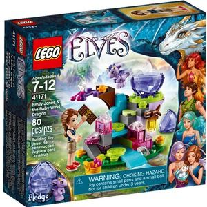 Lego Elves 41171 Emily Jones e Draghetto del Vento