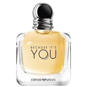 Emporio Armani Because It's You Eau de Parfum 50ml