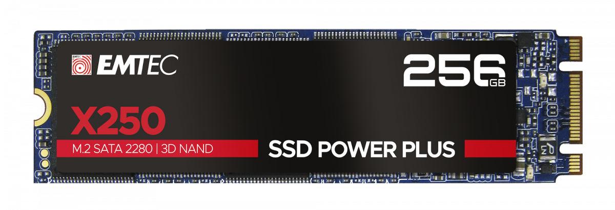 Emtec X250 Power Plus 256GB