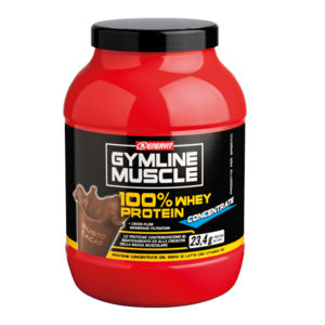 Enervit gymline muscle 100 whey protein concentrate