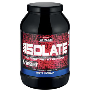 Enervit gymline muscle 100 whey protein isolate