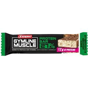 Enervit Gymline Muscle Protein Bar 27% Arachidi e Caramello