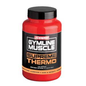 Enervit Gymline Muscle Supreme Thermo