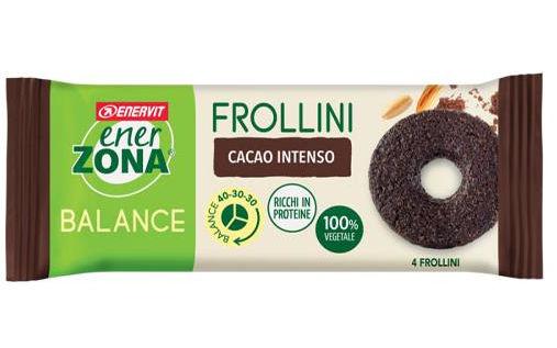 EnerZona Balance Frollino Cacao 24g