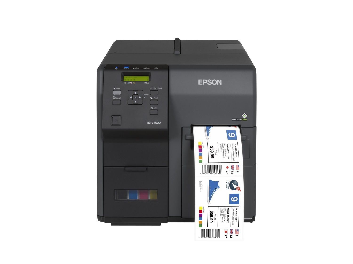 Epson colorworks tm c7500g