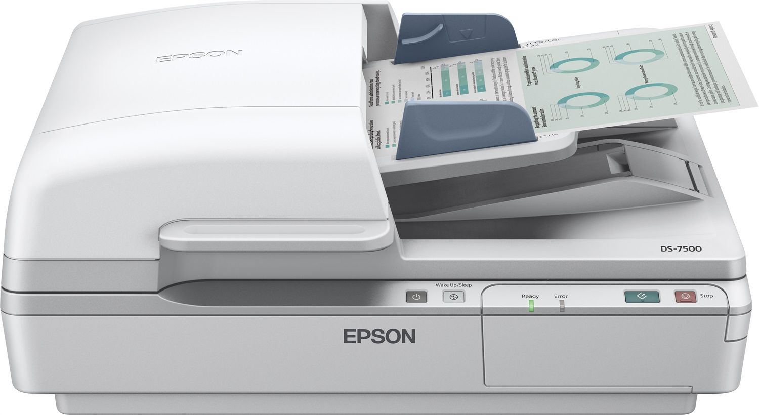Epson WorkForce DS-6500