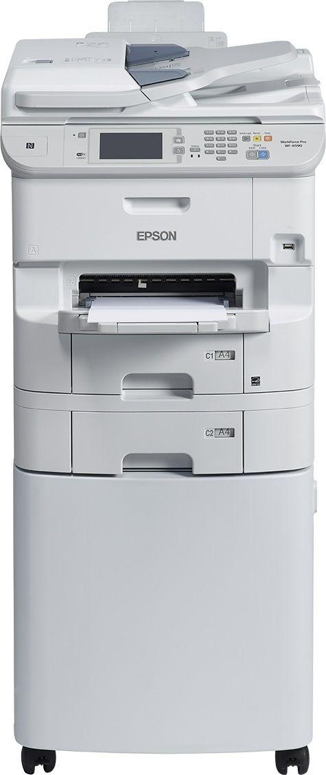 Epson workforce pro wf 6590dtwfc