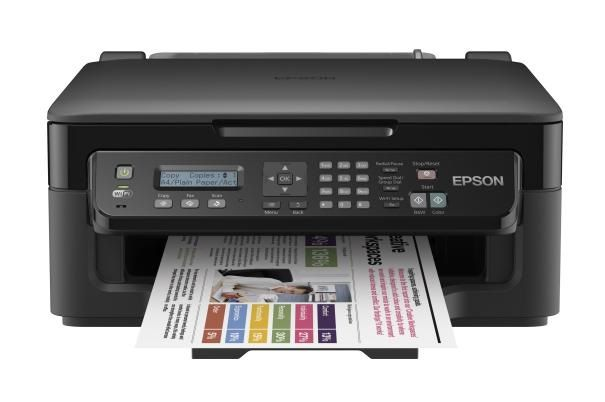 Epson workforce wf 2510wf