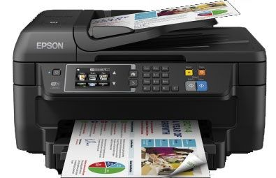 Epson workforce wf 2660dwf