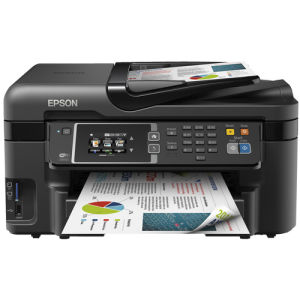 Epson workforce wf 3620dwf