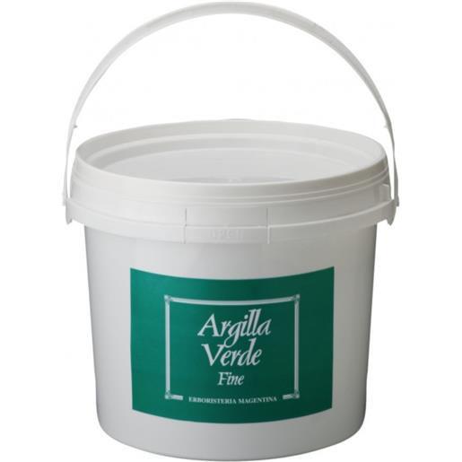 Erboristeria Magentina Argilla Verde Fine 1kg