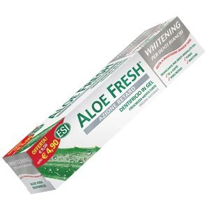 Esi Aloe Fresh Whitening dentifricio