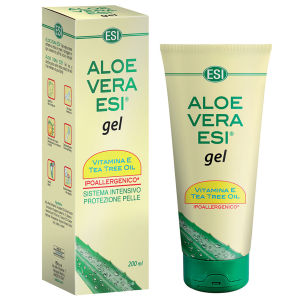 Esi Aloe Vera Gel vitamina E tea tree oil 200ml