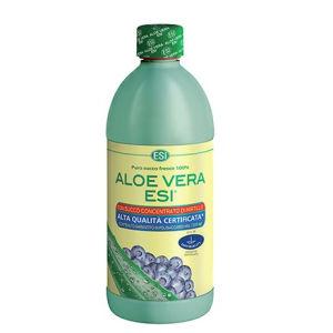 Esi Aloe Vera Succo al Mirtillo 1000ml