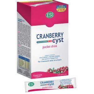 Esi Cranberry Cyst pocket drink