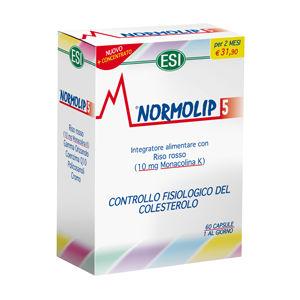 Esi Normolip5 60capsule