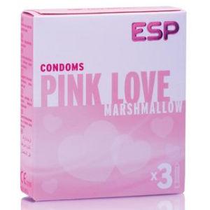 ESP Pink Love Marshmallow (3 pz)