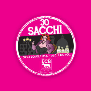 Eternal City Brewing 30 Sacchi