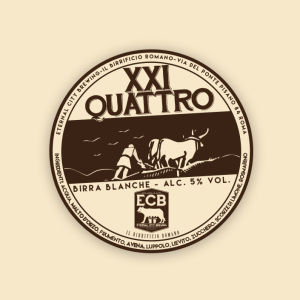 Eternal City Brewing XXI Quattro