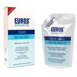 Eubos Olio da Bagno 400ml