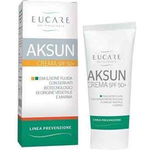 Eucare Aksun Crema SPF50+ 50ml