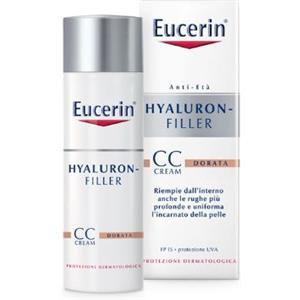 Eucerin Hyaluron CC Crema Dorata