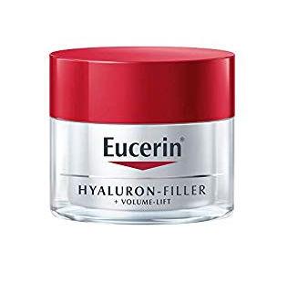 Eucerin Hyaluron-Filler + Volume-Lift Crema Giorno pelle secca 50ml