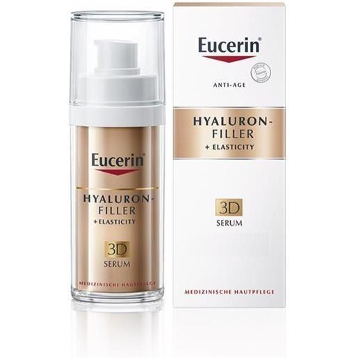 Eucerin Hyaluron-Filler +Elasticity 3D Siero 50ml