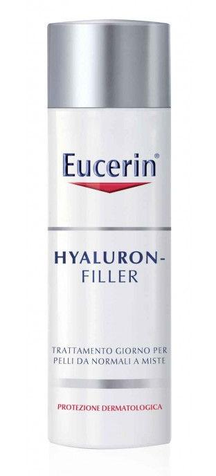 Eucerin Hyaluron Filler Trattamento Giorno pelli nomali e miste 50ml