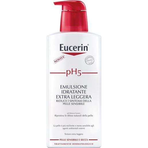 Eucerin Ph5 Emulsione Idratante Extra Leggera 400ml