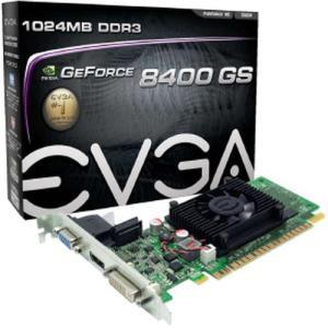 EVGA GeForce 8400 GS 1 GB