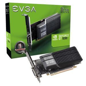 Evga GeForce GT 1030 SC 2GB GDDR5 LP Passive