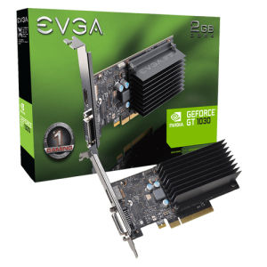 Evga GeForce GT 1030 2GB DDR4 LP Passive