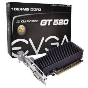 EVGA GeForce GT 520 1GB