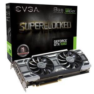 Evga geforce gtx1080 superclocked 8gb