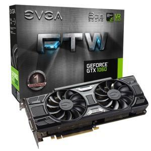 EVGA GeForce GTX 1060 FTW+ GAMING ACX 3.0 6GB