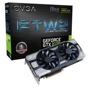 EVGA GeForce GTX 1070 FTW2 GAMING iCX 8GB