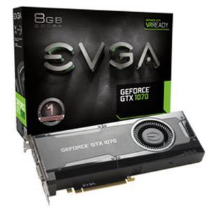 EVGA GeForce GTX 1070 GAMING 8GB