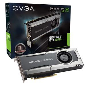 Evga GeForce GTX 1070 Ti Gaming 8GB