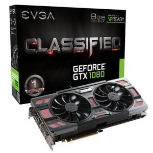 EVGA GeForce GTX 1080 CLASSIFIED GAMING ACX 3.0 8GB