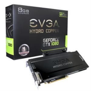 EVGA GeForce GTX 1080 FTW GAMING HYDRO COPPER 8GB