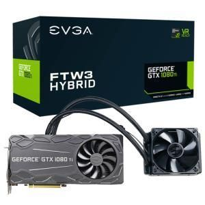 Evga geforce gtx 1080 ti ftw3 hybrid gaming 11gb