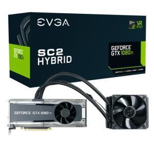 EVGA GeForce GTX 1080 Ti SC2 Hybrid Gaming 11GB