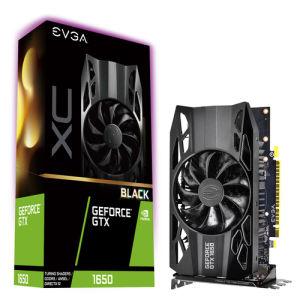 Evga GeForce GTX 1650 XC Black Gaming 4GB