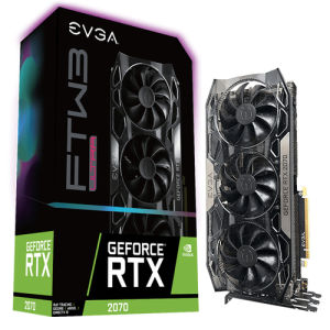 Evga GeForce RTX 2070 FTW3 Ultra Gaming 8GB