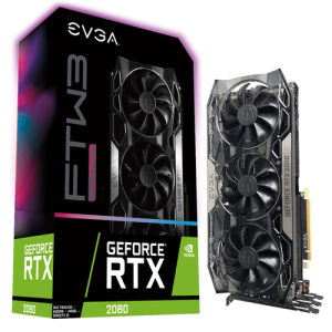 Evga GeForce RTX 2080 FTW3 Ultra Gaming 8GB
