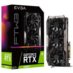 Evga GeForce RTX 2080 Ti FTW3 Gaming 11GB