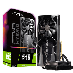 Evga GeForce RTX 2080 TI FTW3 Ultra Hybrid Gaming 11GB