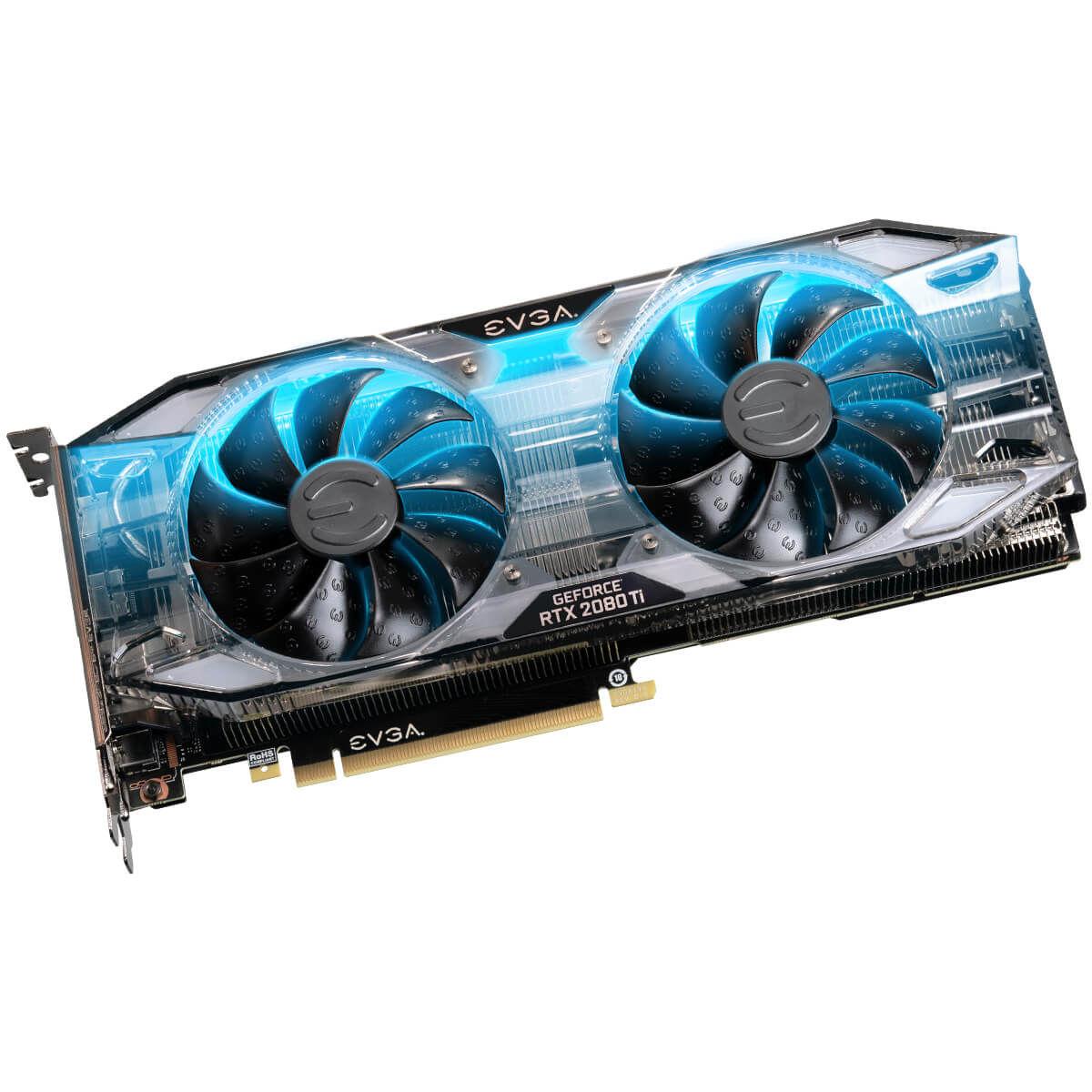 Evga GeForce RTX 2080 Ti Gaming 11G