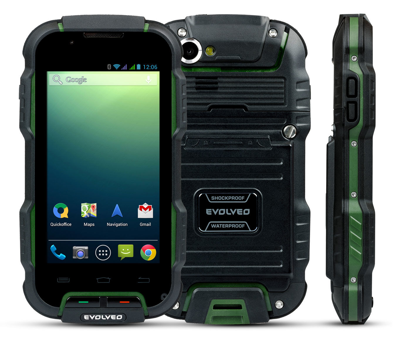 Evolveo Strongphone D2